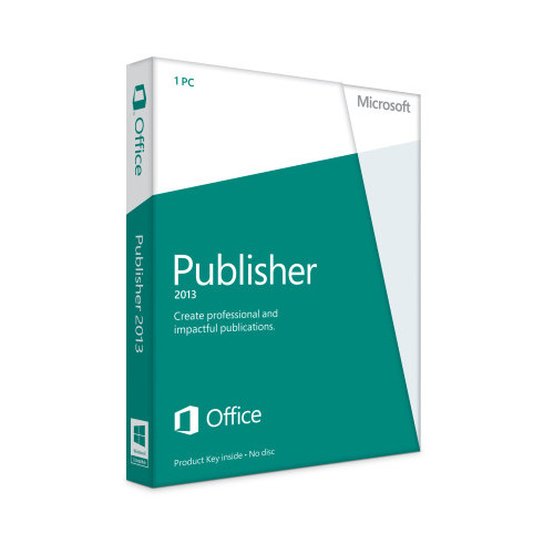 Microsoft Publisher 2013 32/64bit