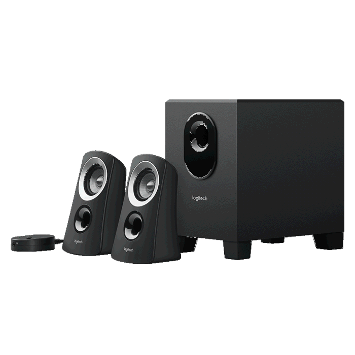Logitech 980-000414 Z313 Speakers