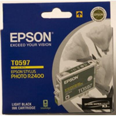 Epson C13T059790 Light Black Ink Cartridge