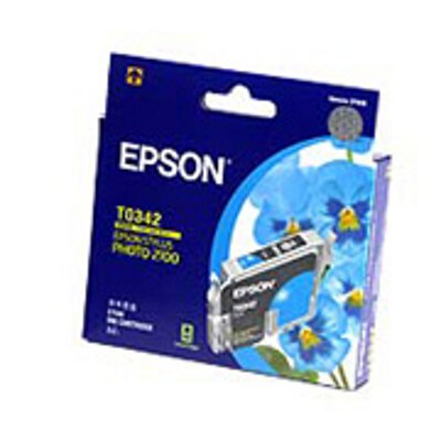 Epson Cyan Ink Cartridge