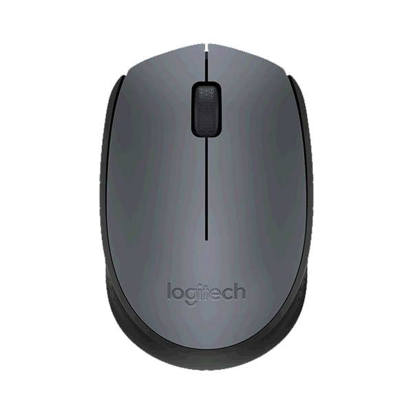Logitech 910-004655 M171 Wireless Mouse - Grey