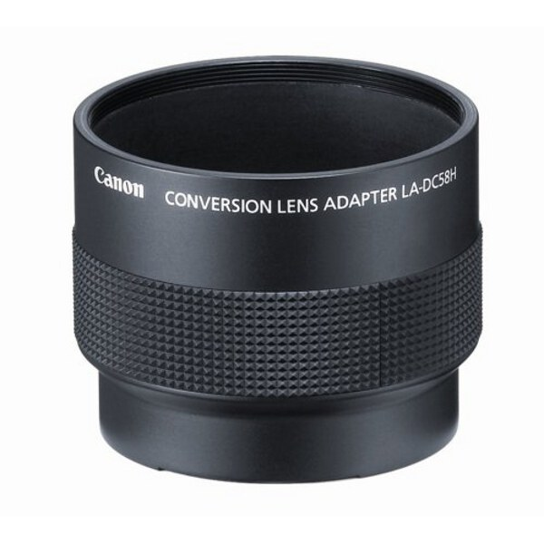 Canon LADC58H Conversion Lens Adapter