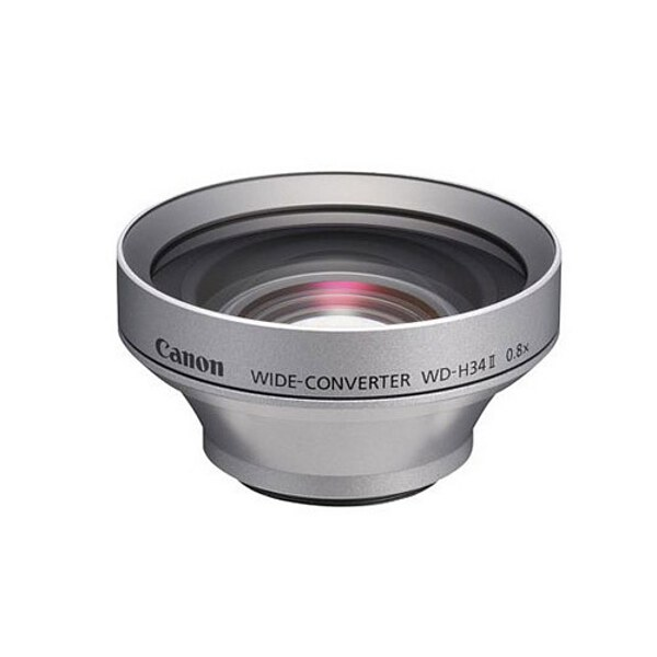 Canon WDH34II Wide Converter Lens to suit HFR20, HFR200, HFR21
