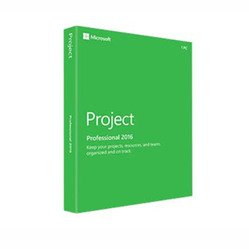 Microsoft (H30-05451) Project Professional 2016 - Product Key