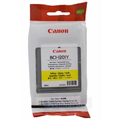 Canon Individual Yellow Ink Tank to suit N1000/2000