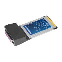 Condor MP952CB-P  PCMCIA parallel x 1