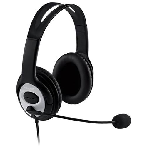 Microsoft JUG-00013/JUG-00017  LifeChat LX-3000 USB Stereo Headset and Microphone