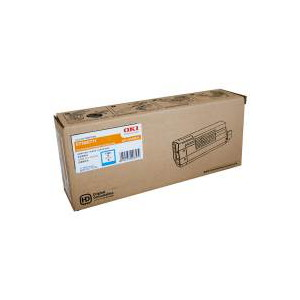 OKI 45396207 Cyan Toner Cartridge to suit MC770DNFAX / MC770DFNFAX, 11,500 Yield