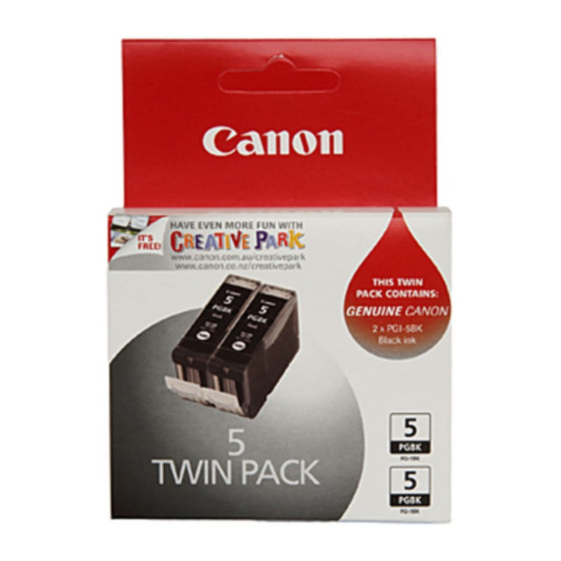 Canon PGI670XLTWIN, Black Ink Tank PGI670XL BK x 2packs