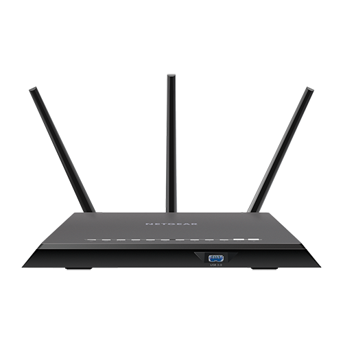 Netgear R7000P Nighthawk AC2300 Dual Band Gigabit Smart WiFi Router
