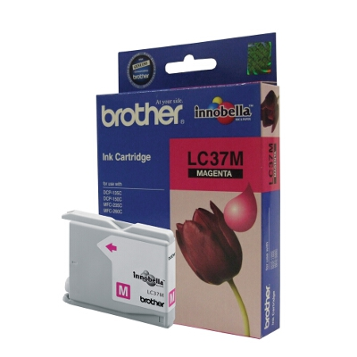 Brother Magenta Ink Cartridge for DCP-135C, DCP150C, MFC260C