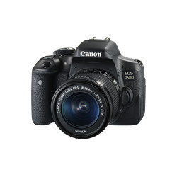 Canon 750DKIS EOS Single IS STM Lens Kit