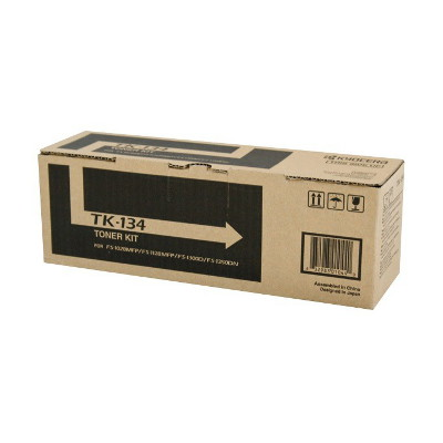 Kyocera TK-134 Toner Cartridge (7,200 Yield)