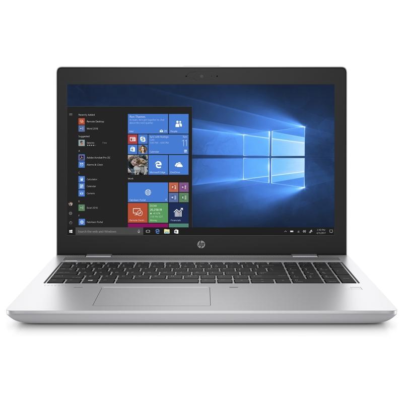 HP ProBook 650 G5, Core i5-8265U 1.6/3.9Ghz, 8GB, 256GB SSD, 15.6 Inch FHD, Win 10 Pro 64