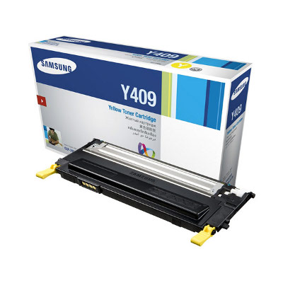 Samsung CLT-Y409S Yellow Toner for CLP-310/315; CLX-3170/3175 (1000 Yield)