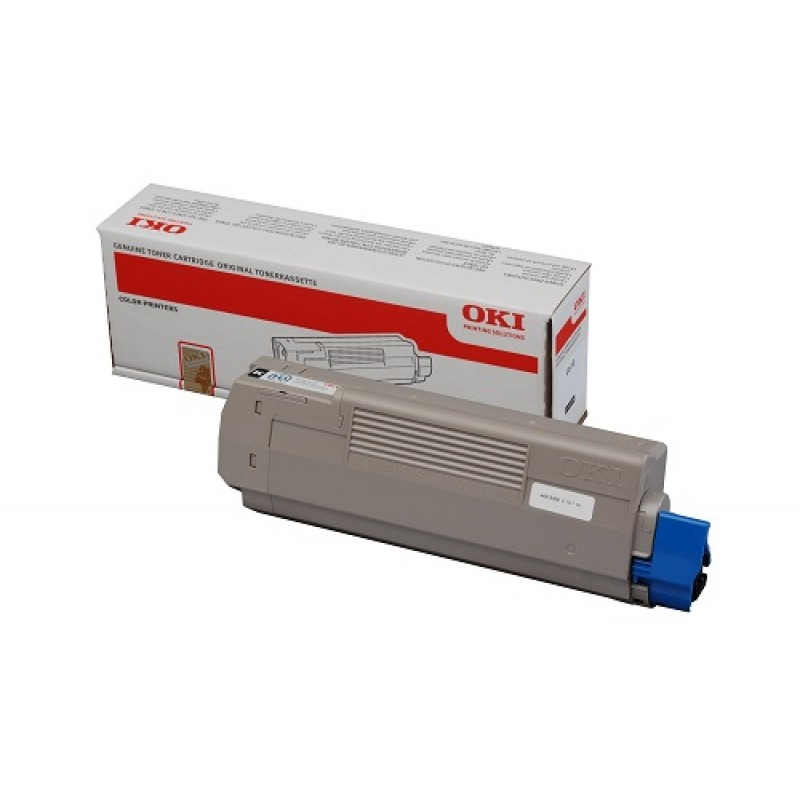 OKI 45536431 Toner Cartridge Cyan for C911, C931, C941 (24,000 pages)
