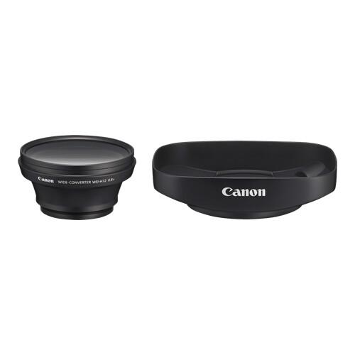 Canon WDH72 Wide Converter Lens to suit XM2