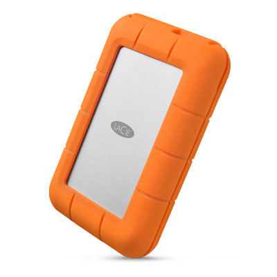 LaCie STFA4000400, 4TB Rugged RAID Mobile, USB 3.0 / ThunderBolt