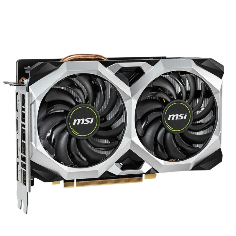 MSI GeForce RTX 2060 Ventus XS 6G OS Graphics Card