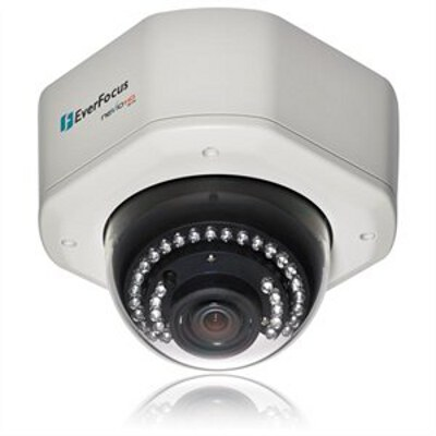 EverFocus EHN3340 3 Megapixel, Outdoor IR Dome Camera