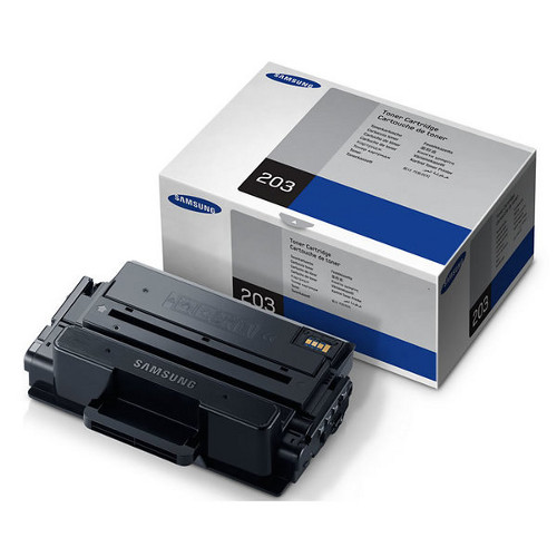 Samsung MLT-D203S Black Toner/Drum to suit SL-M3820, SL-M4020, SL-M3870, SL-M4070 -Average3,000Pages