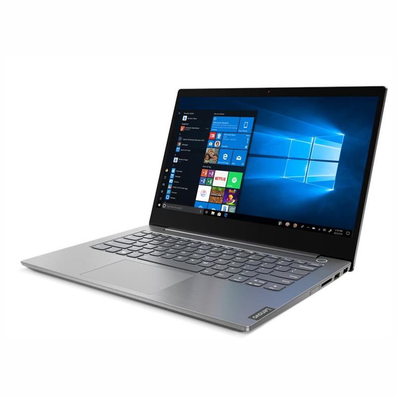 Lenovo Thinkbook 14, Core i5-10210U 1.6/4.2Ghz, 16GB, 256GB SSD, 14 Inch FHD, Win 10 Pro 64