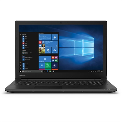 Toshiba C50, Core i5-8250 1.6/3.4Ghz, 8GB, 1TB, 15.5 Inch HD, DVDRW, Win 10 Pro 64, 1 Yr
