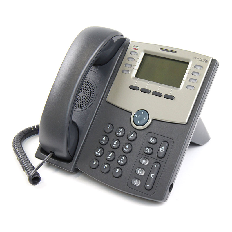 Cisco SPA508G 8-Line IP Phone with Display, PoE and PC Port