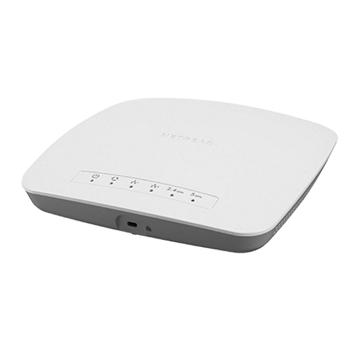 Netgear WAC510 Insight Managed AC1300 2x2 Dual Band Smart Cloud Wireless Access Point - PoE powered