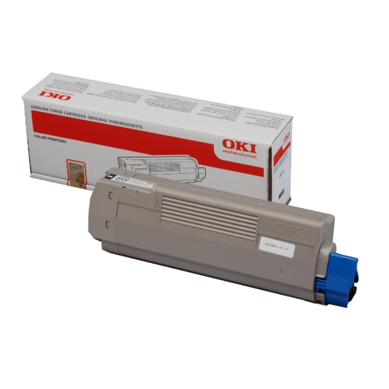 OKI 45536519 Toner Cartridge Cyan for C911, C931, C941 (38,000 pages)