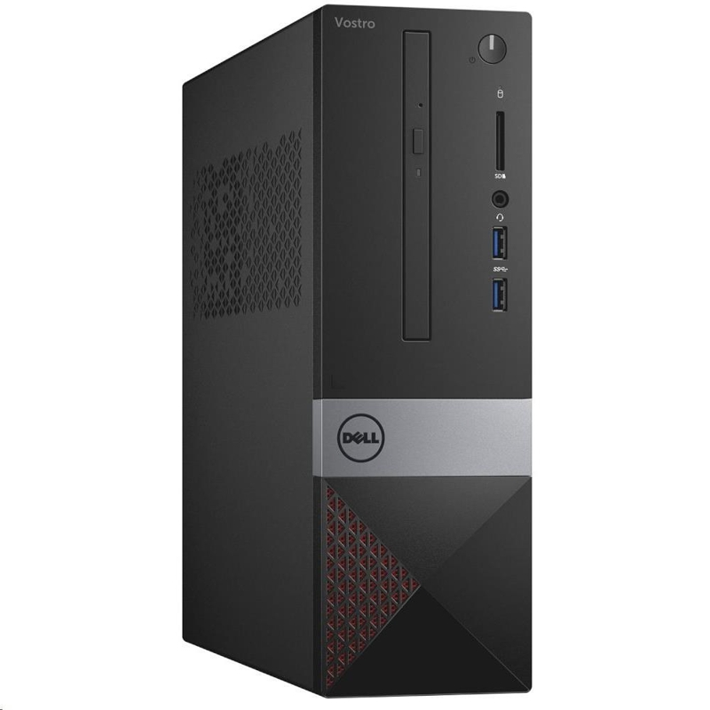 Dell Vostro 3268 SFF, Core i7-7700 3.6/4.2Ghz, 8GB, 1TB, DVDRW, Win 10 Pro 64, 1 Yr