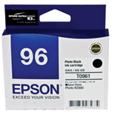 Epson C13T096190 Photo Black Ink Cartridge