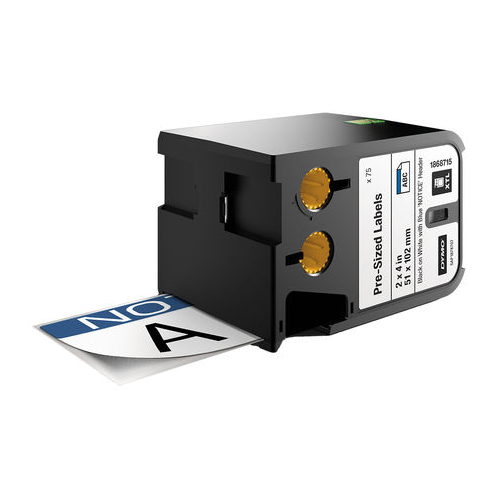 DYMO XTL 51x102 Notice RTK Tape