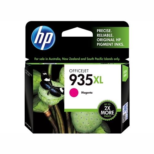 HP C2P25AA #935 XL High Yield Magenta Ink Cartridge (825 page yield)