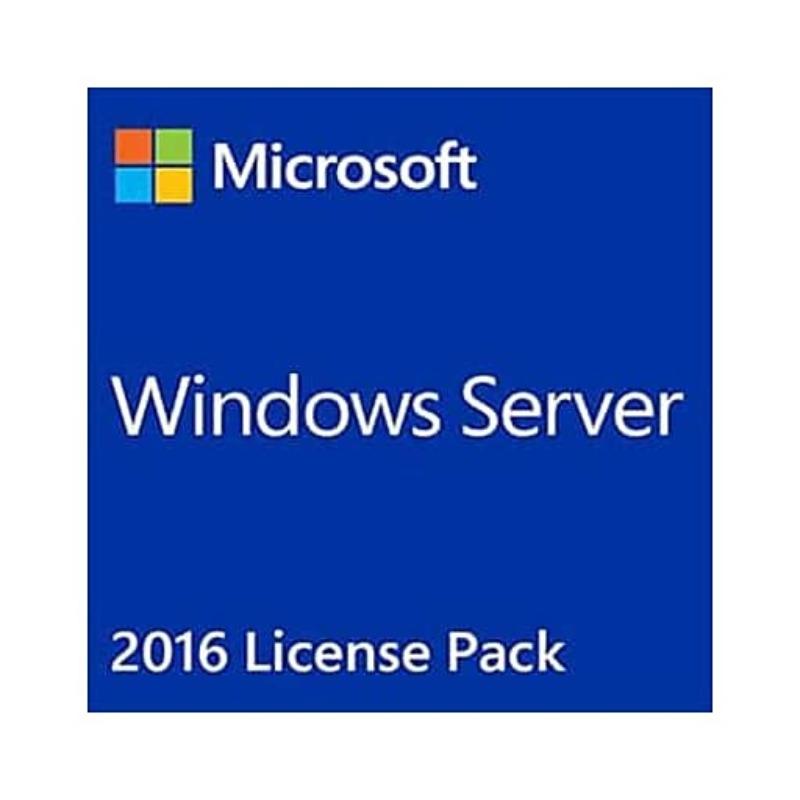 Microsoft Windows 2016 Server 5 User Cal Pack