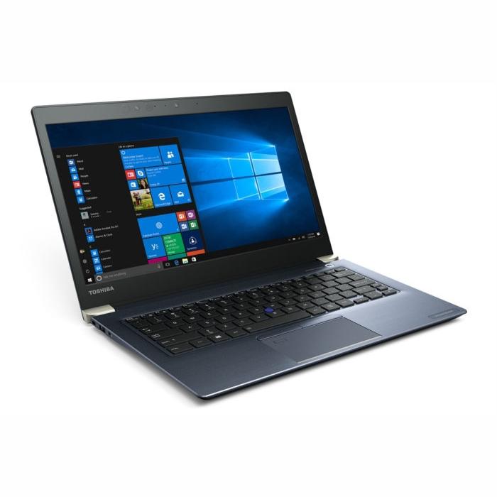 Toshiba X30-E, Core i5-8350U 1.7/3.6 GHz, 8GB, 256GB SSD, 13.3 Inch FHD Touch, 4G, Win 10 Pro, 3Yr