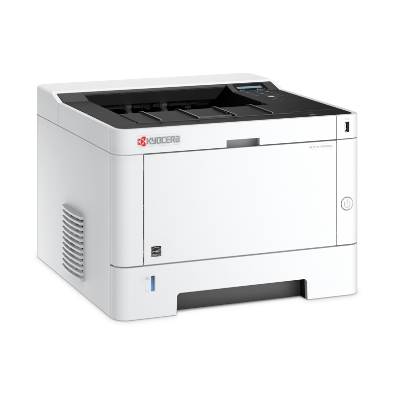 Kyocera P2040DW ECOSYS Mono Laser with Ethernet and Wi-Fi