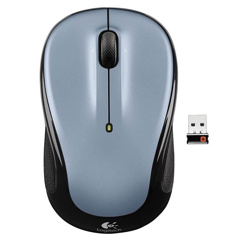 Logitech 910-002325 Wireless Mouse M325 - Silver
