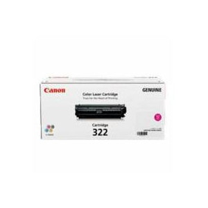 Canon CART322M Magenta cartridge for LBP9100CDN - 7,500 Page Yield