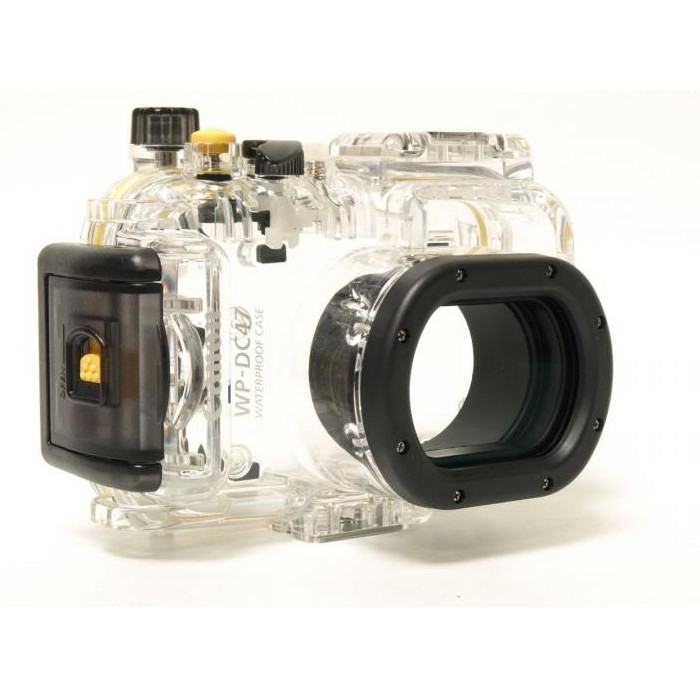 Canon WPDC47 Waterproof Case, Depths to 40m to suit S110