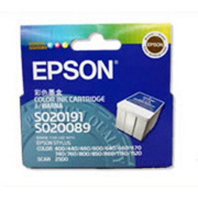 Epson C13T052090 (S020089/S020191) Colour Ink Cartridge