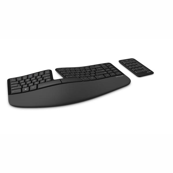 Microsoft 5KV-00001 Sculpt Ergonomic Keyboard