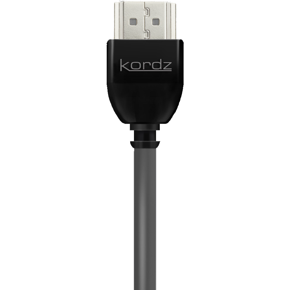 KORDZ K16041-0100-CH, High Speed with Ethernet HDMI Cable, 4K - 1.0m