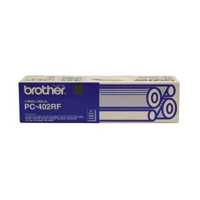 Brother Carbon Refill Rolls (2 Rolls per Carton)