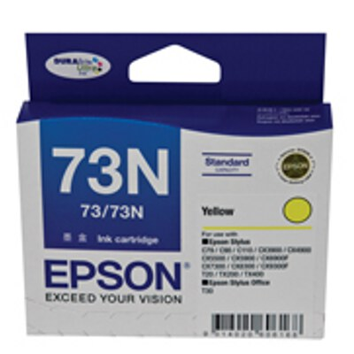 Epson C13T105492 Yellow Ink Cartridge (same as C13T073490)