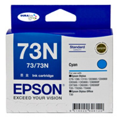 Epson C13T105292 Cyan Ink Cartridge (same as C13T073290)