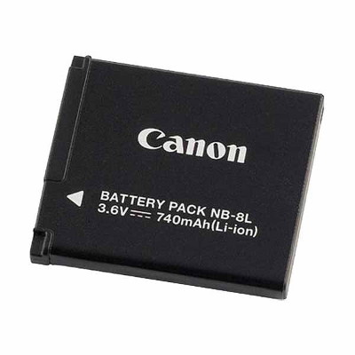 Canon NB8L Lithium Ion Battery
