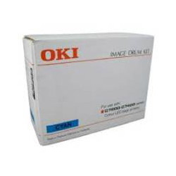 OKI 44844423 EP Cartridge (Drum) For C831N Cyan (20,000 @ 4 A4 Pages Per Job)