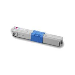OKI Magenta Toner Cartridge for C510dn/530dn (5,000 Pages @ 5%)
