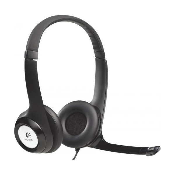 Logitech Clear Chat Comfort H390 USB Headset - OEM